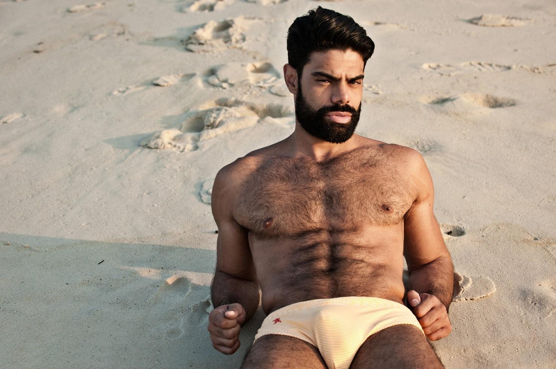 Little Rok Original Swimwear collection 2016 Photo: Roberto Chiovitti Photographer Model: Americo Neto Swimwear: